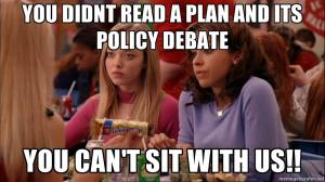 Policy-debate-bad